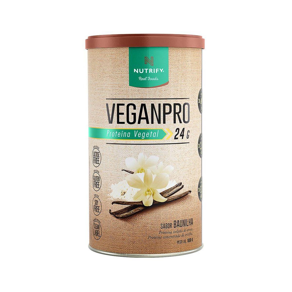 Vegan Pro - 550g - Nutrify