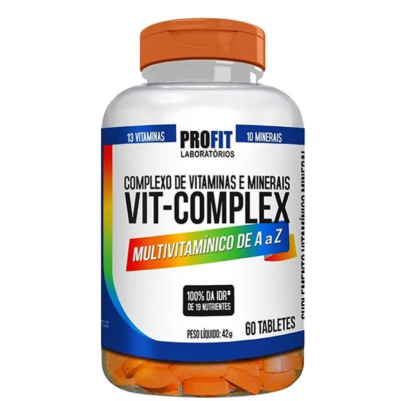 Vit Complex Tablete 60 Cápsulas - Profit