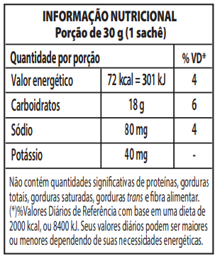 Vo2 Energy Gel 10 Sachês - Integral Médica