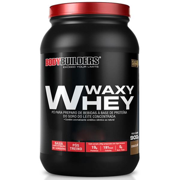 Waxy Whey 900 g - Body Builders