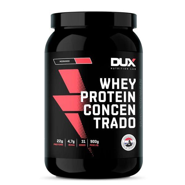 Whey Protein Concentrado - 900g - Dux Nutrition