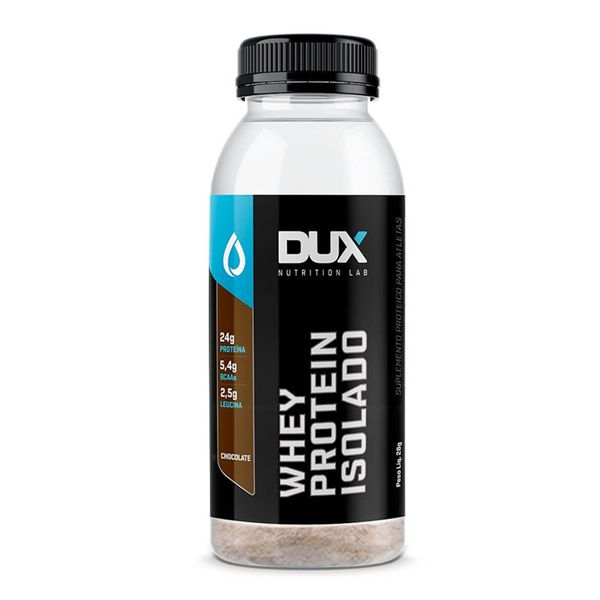 Whey Protein Isolado - 28g - Dux Nutrition