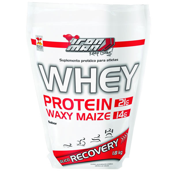 Whey Recovery 1,8 Kg - New Millen