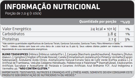X-Tea 20 Sachês - Atlhetica