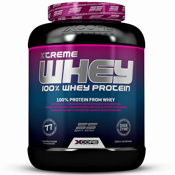 Xtreme Whey Protein 2Kg - Xcore