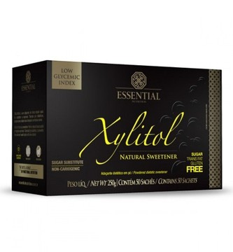 Xylitol 50 saches/5g - Essential Nutrition