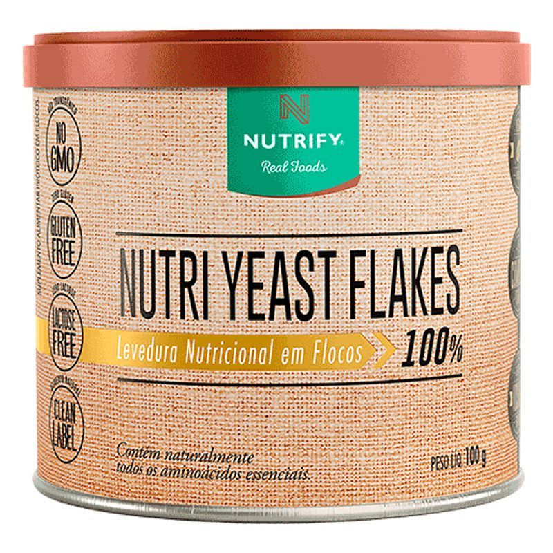 Yeast Flakes - 100g - Nutrify