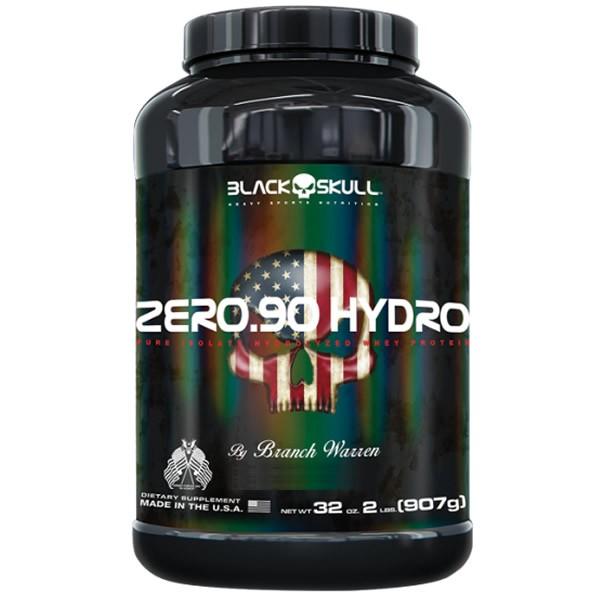 Zero 90 Hydro 907 g - Black Skull