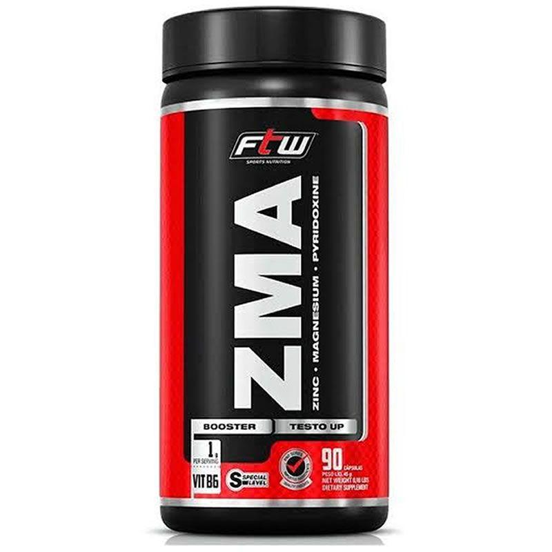 ZMA 90 Cápsulas - FTW