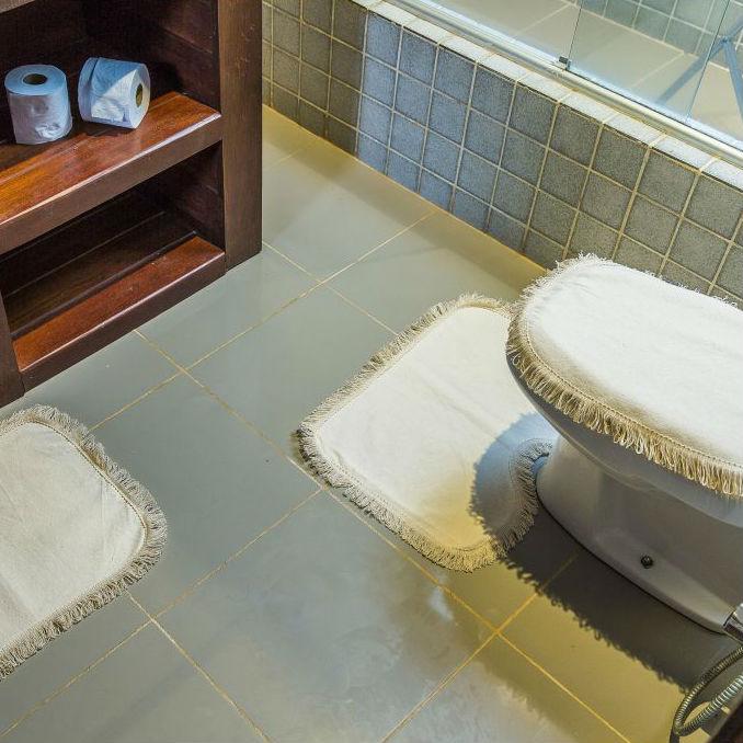 Tapetes para Banheiro 3 peças Basic