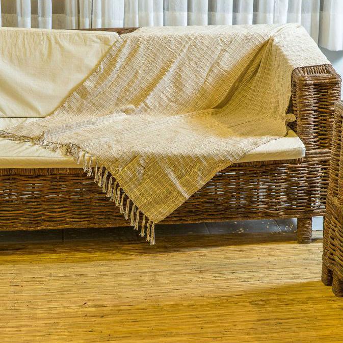 Manta para sofá - luxo