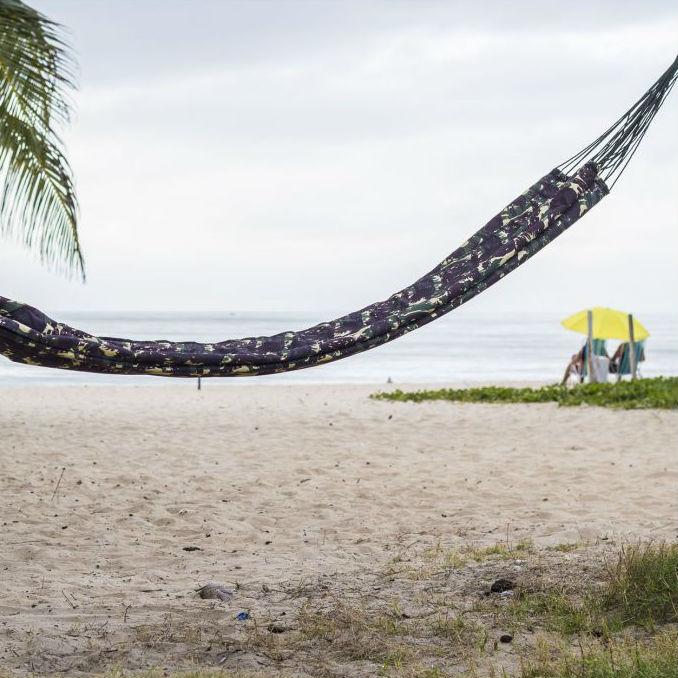 Rede Camping camuflada