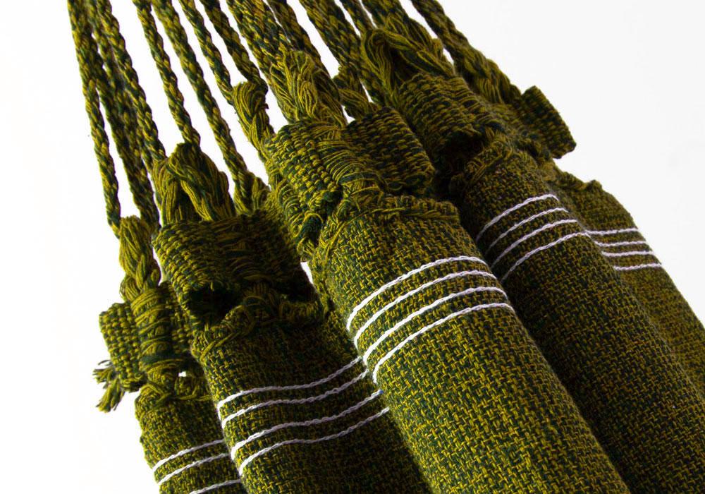 Rede de Dormir  Pernambucana Verde Musgo