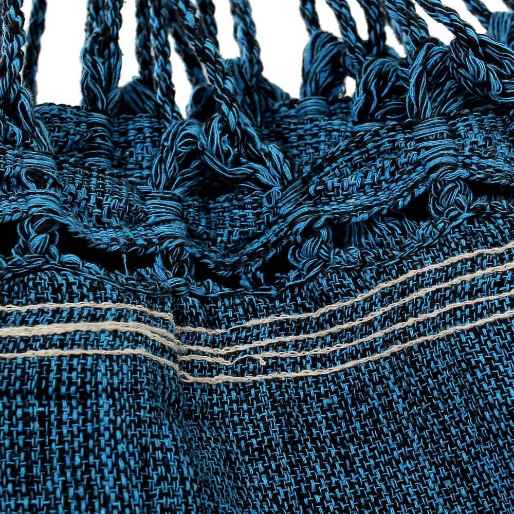 Rede de Dormir Pernambucana Azul Escuro