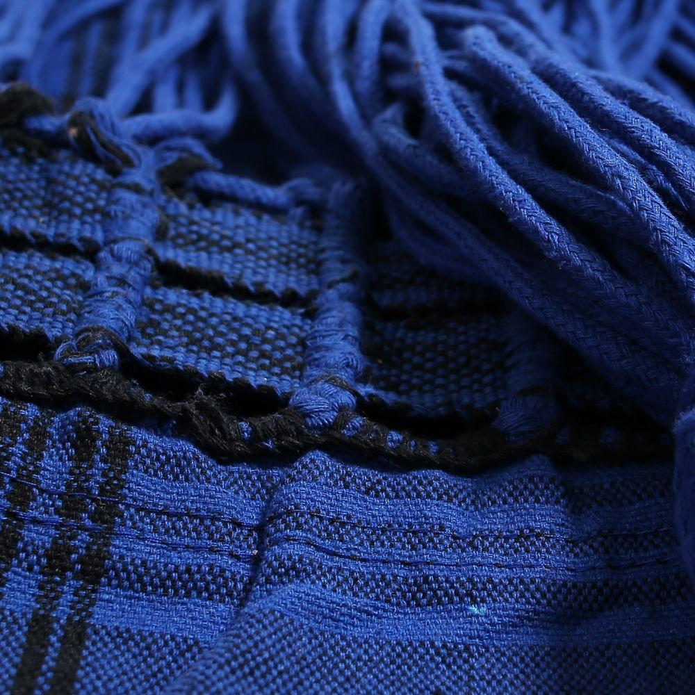 Rede de Dormir Tieta Azul