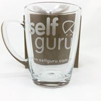 Caneca de vidro para chá ou café (BC1.5921H)