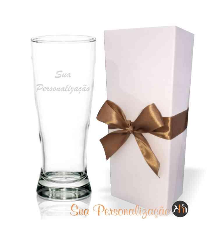 Copo de vidro para cerveja Personalizado (1.32830H)