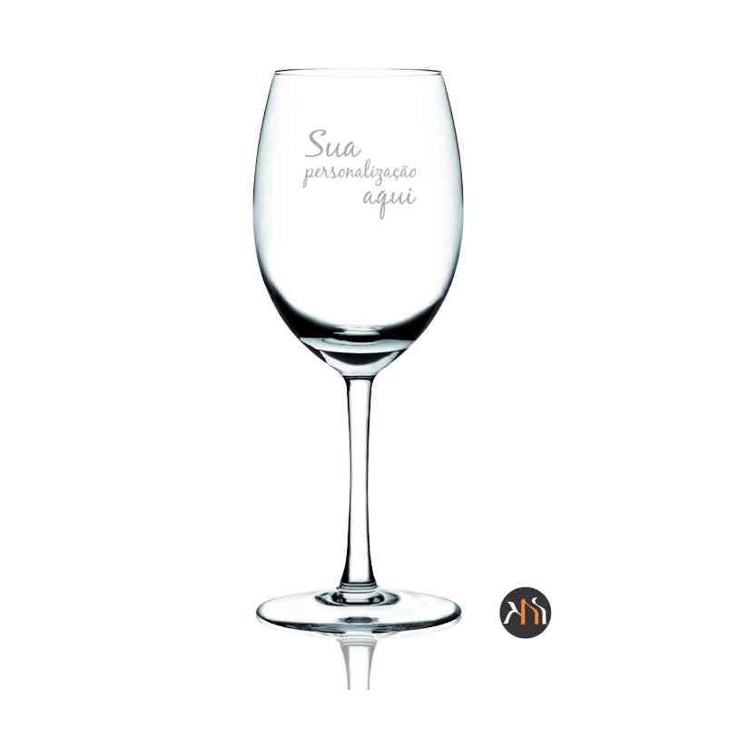 Taça Cristal Bohemia para vinho 580ml (56077)