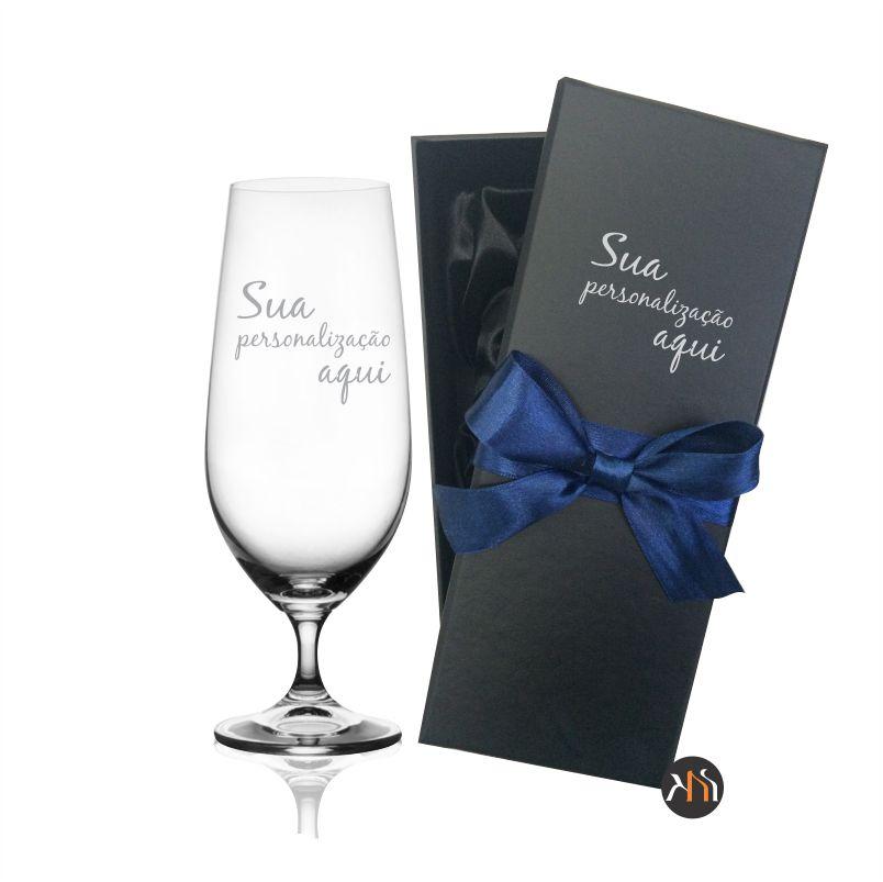 Taça de cristal para cerveja Personalizada 380ml (1.57311P)