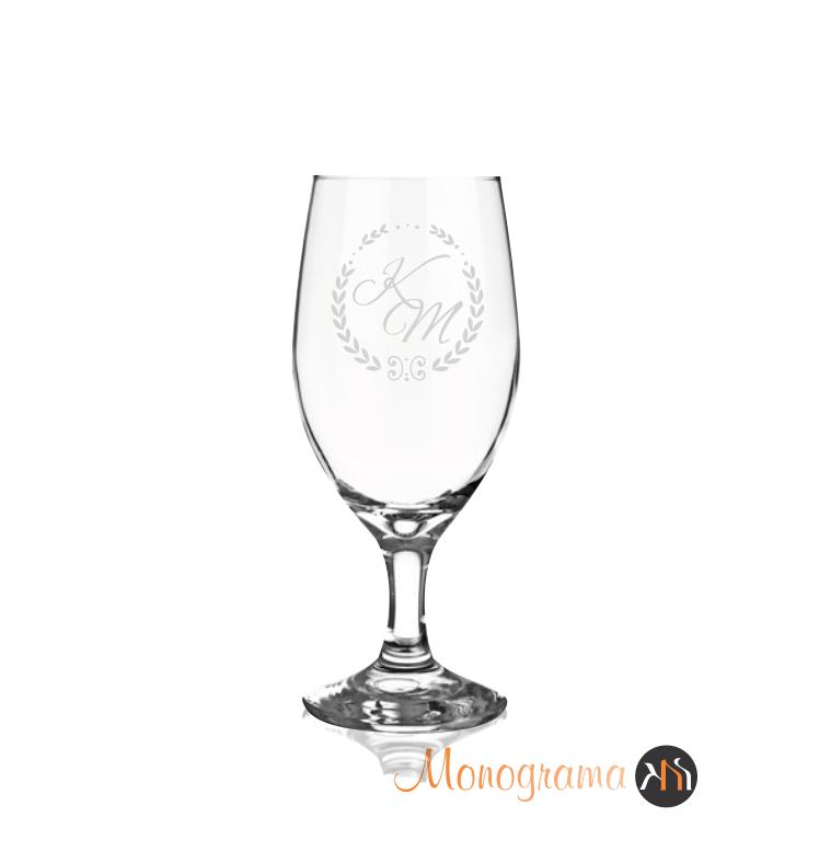 Taça de vidro para cerveja Personalizada (7728)