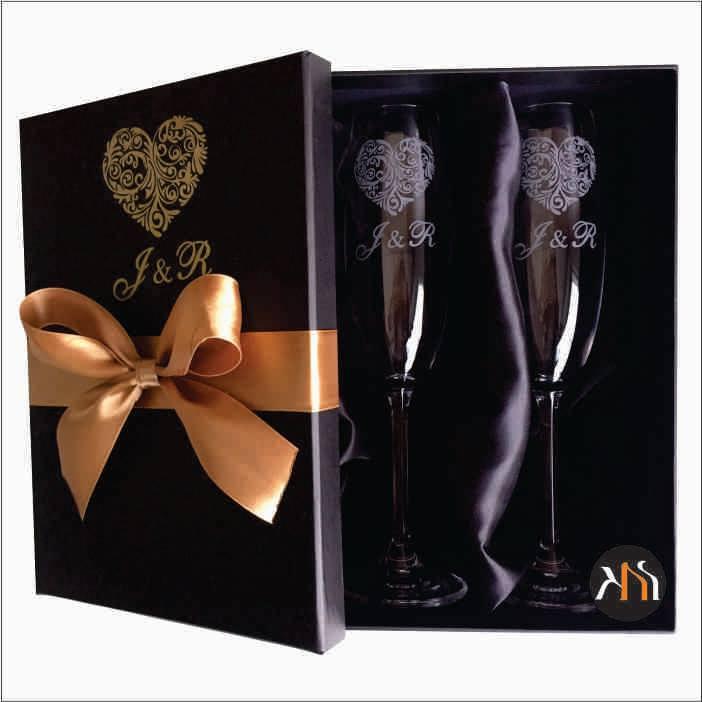 Taças de champanhe cristal para casamento (2.56079dpcasamento)