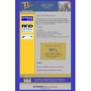 Publicidade para Produtos e Serviços de TI, RFID e IoT