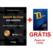 PROMO IoT = Internet das Coisas + TI para Negócios (grátis) por R$ 39,90 + frete