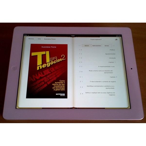 E-Book TI para Negócios 2 ? De R$ 16,00 por R$ 14,90