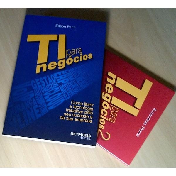 Série TI para Negócios - De R$ 70,00 por R$ 49,90