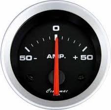 Amperimetro Sport 52mm
