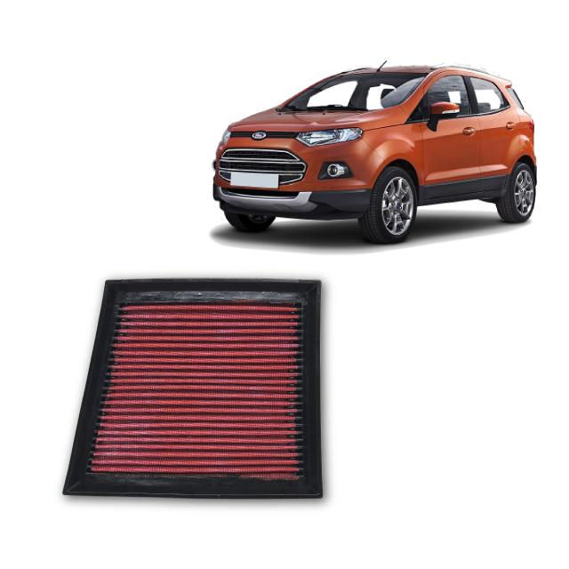 Filtro De Ar Esportivo Inbox Ford Ecosport 1.6 2014 em diante