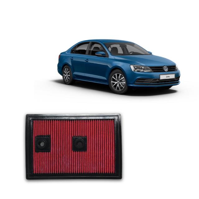 Filtro De Ar Esportivo Inbox VW JETTA 1.4 TSI ano 2016 em diante