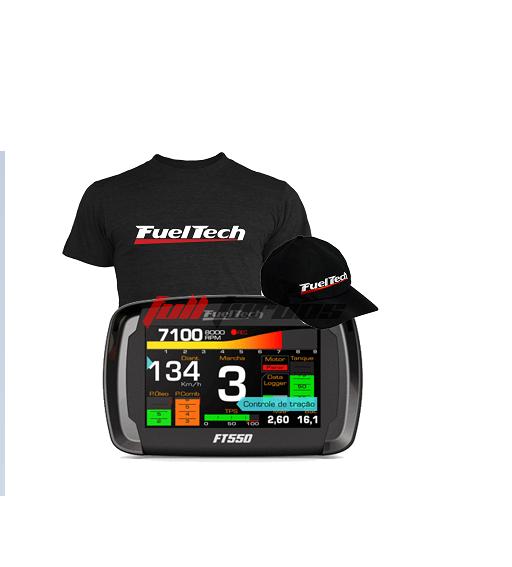 Fueltech Ft 550 sem chicote + ultra Brindes+ 12x S/juros ( Leia a Descrição )