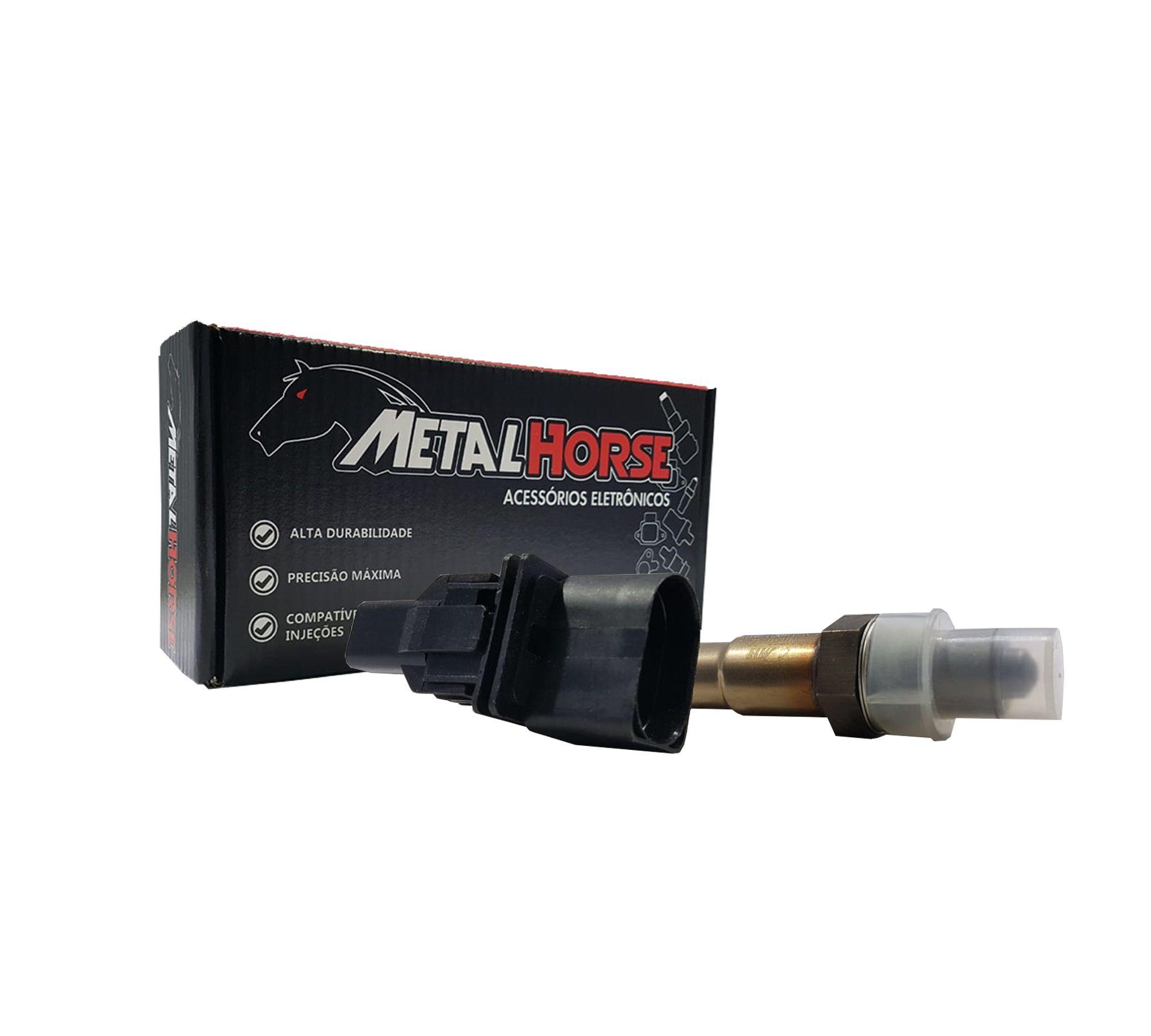 Fueltech Wideband Nano Com Sonda da Metal Horse