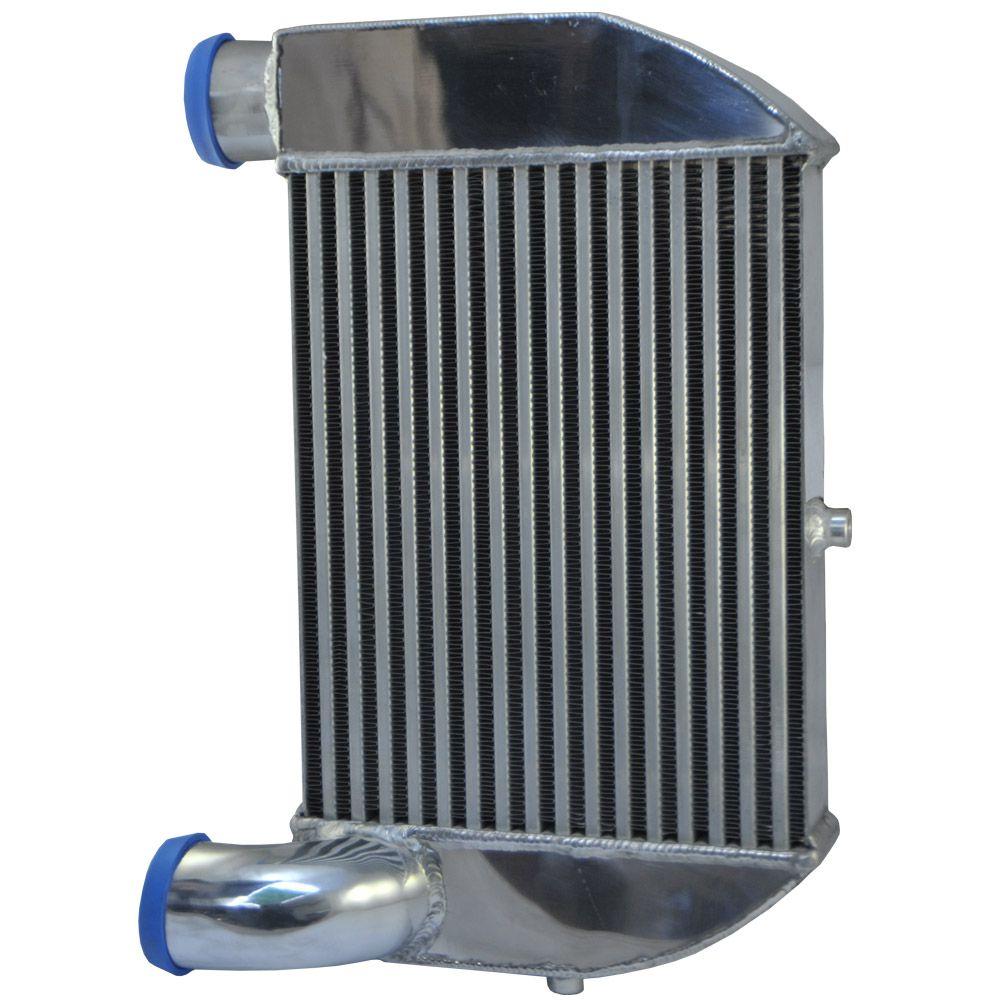 Intercooler frente radiador família VW Gol AP 800CV