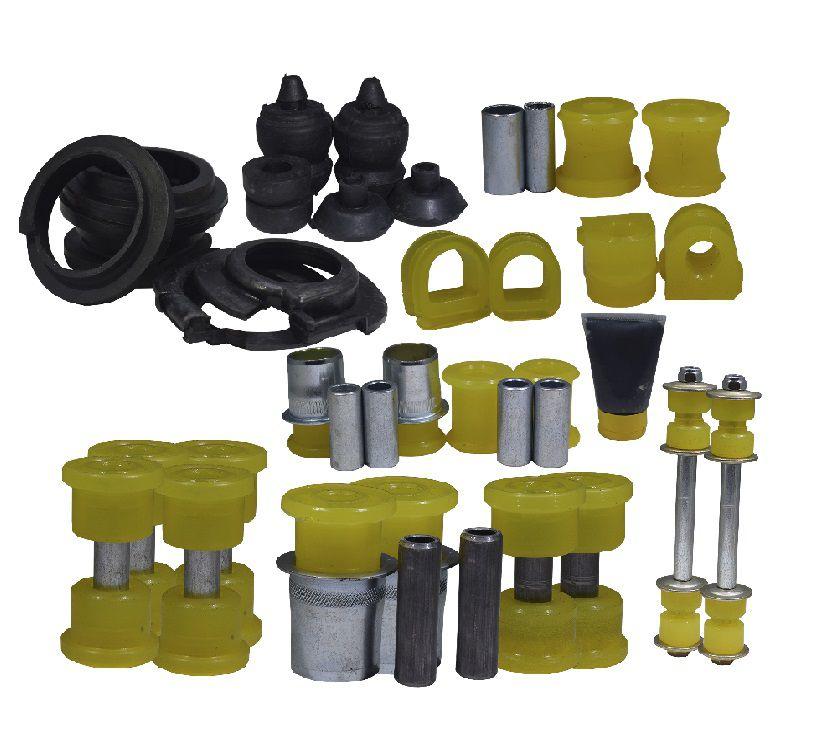 Kit Embuchamento Dianteiro e Traseiro Chevette
