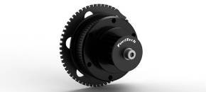 Roda fonica Damper ATI  8V   ( encomenda )