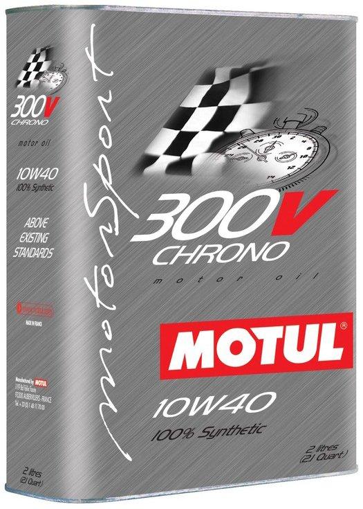 Motul 300V 10w 40 Chrono 2L