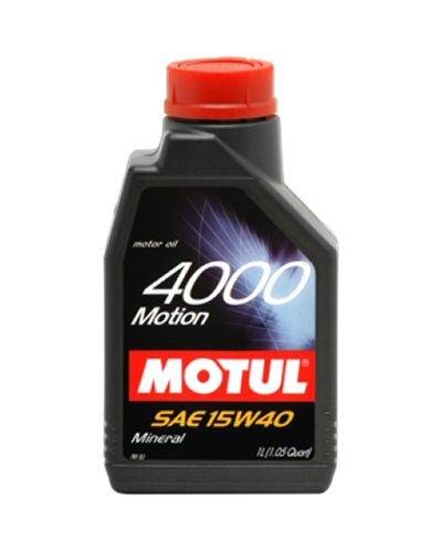 Motul 4000 15W 40 1L