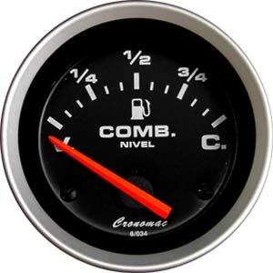 Nivel de Combustivel Sport 52mm