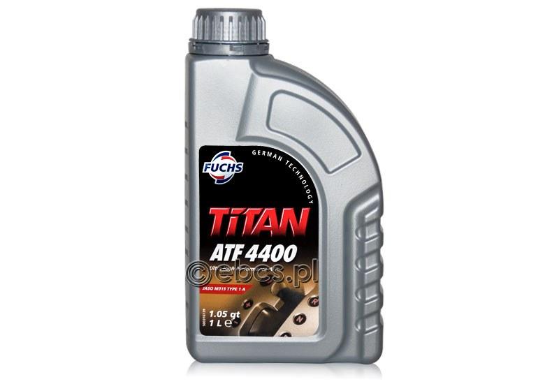 oleo Fuchs Titan ATF 4400