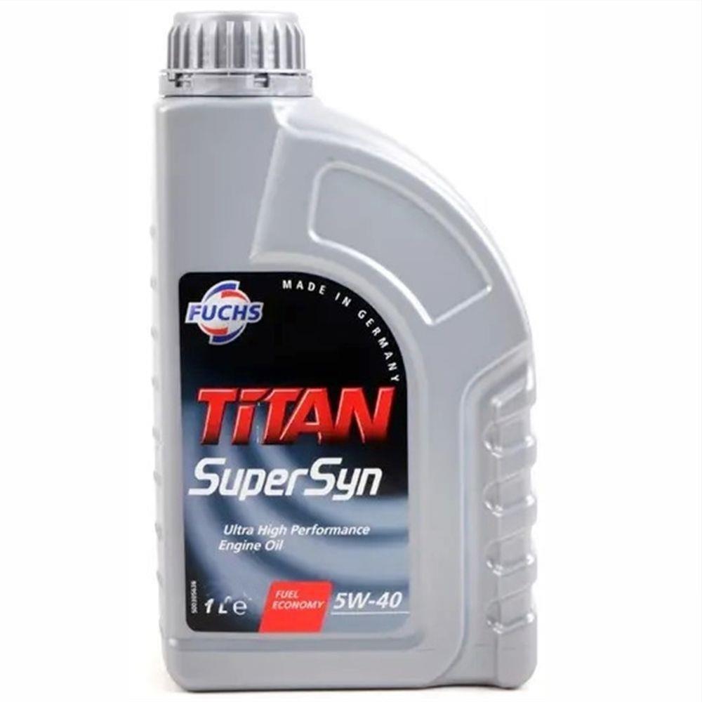 Óleo Titan Supersyn 5w40 1 L Fuchs Pentosin Hc
