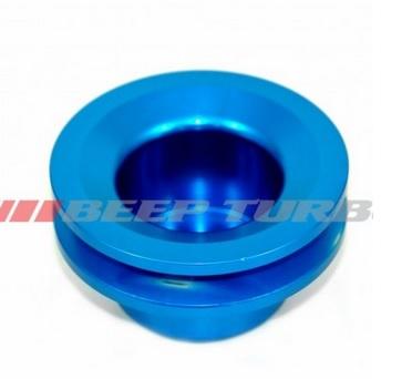 Polia Azul do alternador AP 8V