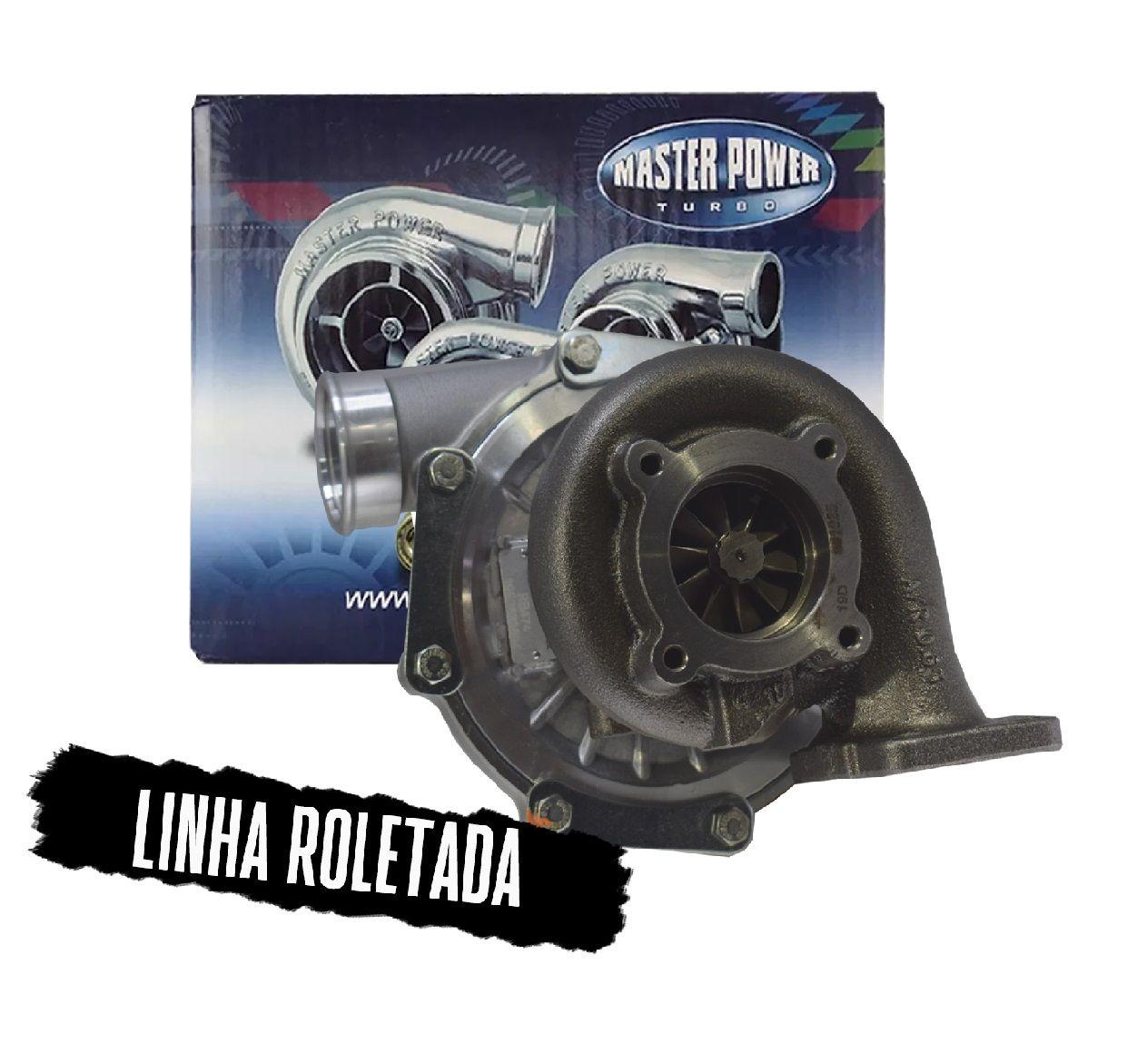 TURBINA ROLETADA / BEARING MASTER POWER - RB 474 .36
