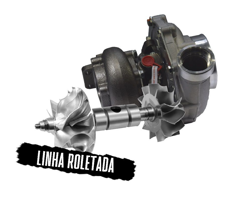 TURBINA ROLETADA / BEARING MASTER POWER - RB 474 .84