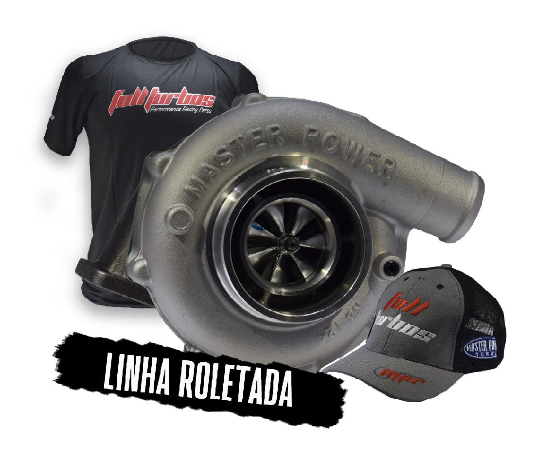 Turbina Roletada /bearing Rb 545 70. Master Power
