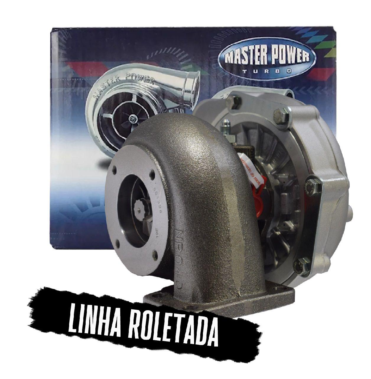 Turbina Roletada /bearing Rb 545 70. Master Power