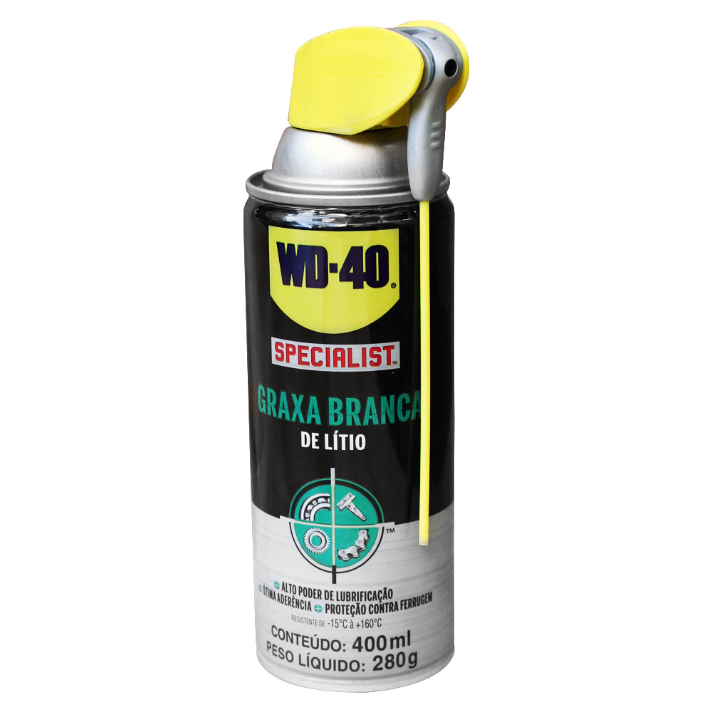 spray WD-40 Graxa Branca