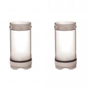 Conj 2 Refil Porcionador FIFO Portion Pal 710 ml