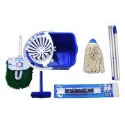 Kit Mopinho N5 Azul Ny05az Bralimpia